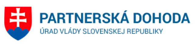 Logo Partnerská dohoda