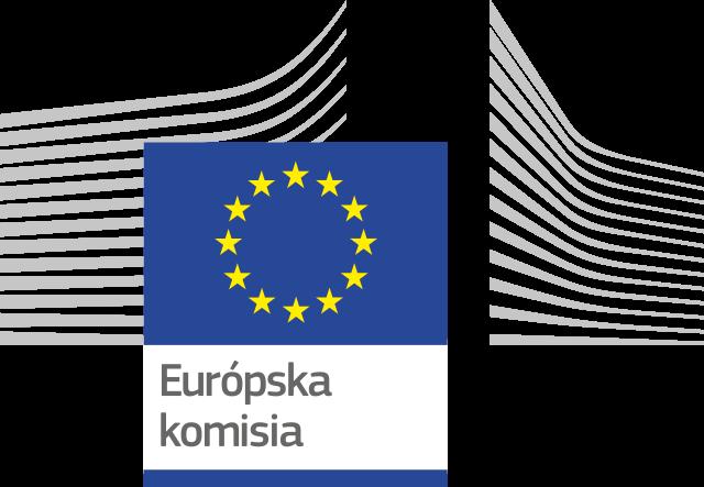 Logo Európska komisia, zastúpenie na Slovensku
