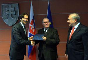 Dohoda o spolupráci medzi Ministerstvom vnútra SR a OECD