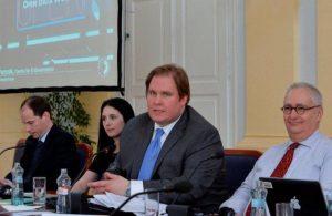 Seminár na tému Budovanie kapacít a zvyšovanie efektívnosti verejnej správy na Slovensku