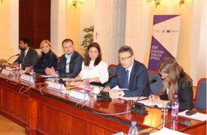 Druhé zasadnutie Monitorovacieho výboru pre OP EVS