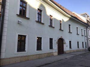 Sekcia európskych programov MV SR, Panenská 21, Bratislava