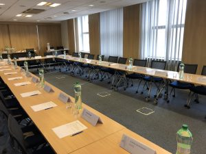 Zasadnutie Monitorovacieho výboru pre OP EVS