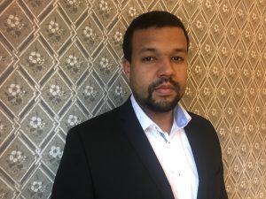 Riaditeľ odboru OP EVS Samuel Arbe