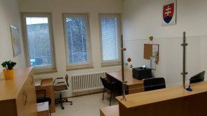Kancelária - Kontaktný bod pre obete trestných činov v Prešove