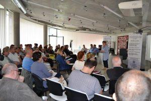 Informačný seminár k výzvam pre MNO v Košiciach