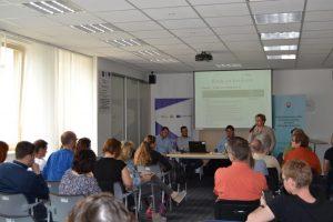 Informačný seminár k výzvam pre MNO v Prešove
