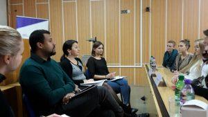 Diskusia zástupcov štátnej správy so študentmi Prešovskej univerzity