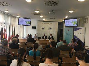 Informačný seminár k výzvam pre MNO v Bratislave